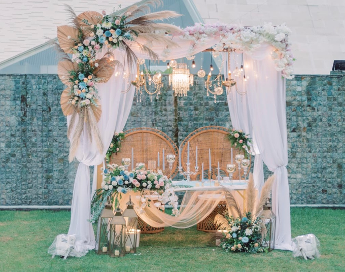The Wedding of Andrey & Diana by Dona Wedding Decoration & Planner - 022
