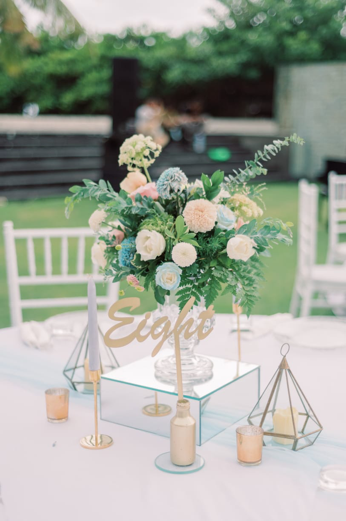 The Wedding of Andrey & Diana by Dona Wedding Decoration & Planner - 025
