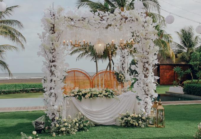 The Wedding of Yogi & Alessandra  by Dona Wedding Decoration & Planner - 001