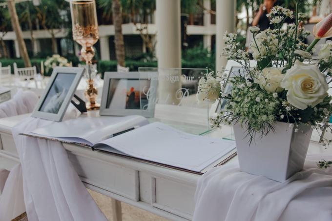 The Wedding of Yogi & Alessandra  by Dona Wedding Decoration & Planner - 004