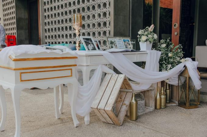 The Wedding of Yogi & Alessandra  by Dona Wedding Decoration & Planner - 005