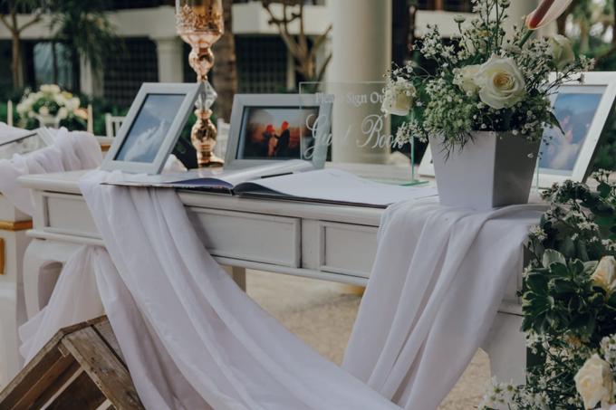 The Wedding of Yogi & Alessandra  by Dona Wedding Decoration & Planner - 003