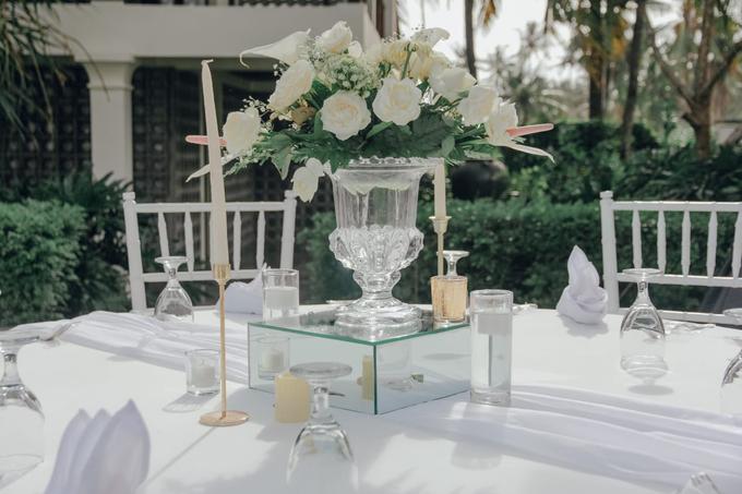 The Wedding of Yogi & Alessandra  by Dona Wedding Decoration & Planner - 007
