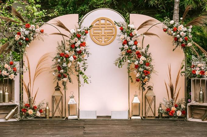 The Wedding of Yogi & Alessandra  by Dona Wedding Decoration & Planner - 008