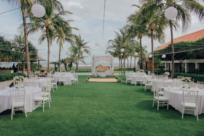 The Wedding of Yogi & Alessandra  by Dona Wedding Decoration & Planner - 012