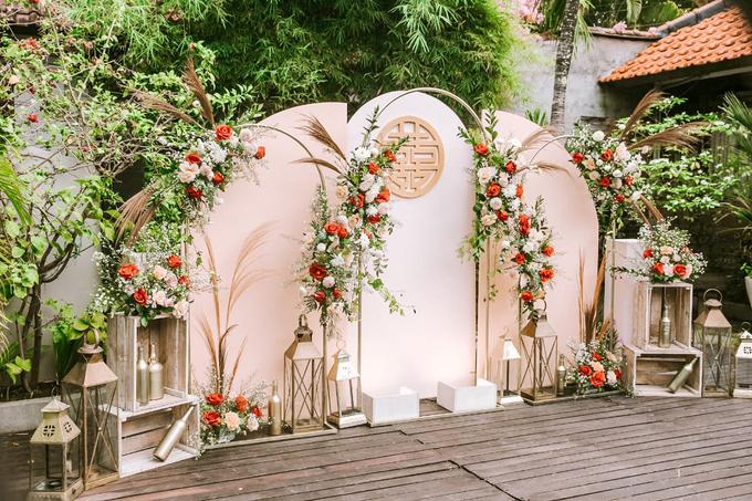 The Wedding of Yogi & Alessandra  by Dona Wedding Decoration & Planner - 009