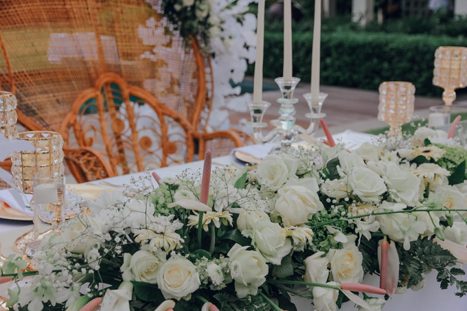 The Wedding of Yogi & Alessandra  by Dona Wedding Decoration & Planner - 010