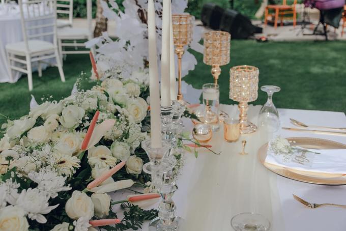 The Wedding of Yogi & Alessandra  by Dona Wedding Decoration & Planner - 015