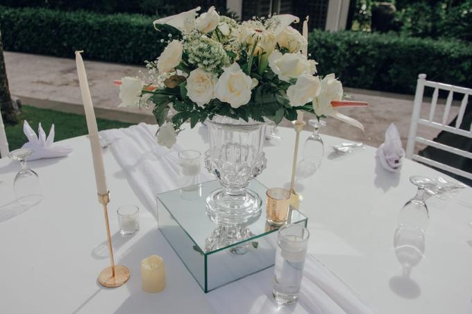 The Wedding of Yogi & Alessandra  by Dona Wedding Decoration & Planner - 016