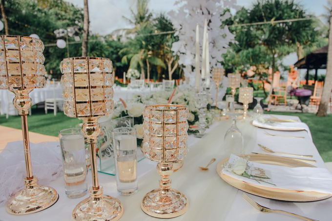 The Wedding of Yogi & Alessandra  by Dona Wedding Decoration & Planner - 017