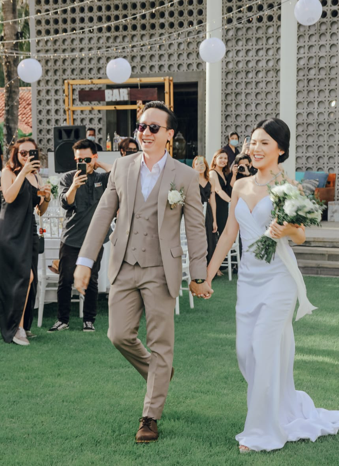 The Wedding of Yogi & Alessandra  by Dona Wedding Decoration & Planner - 018