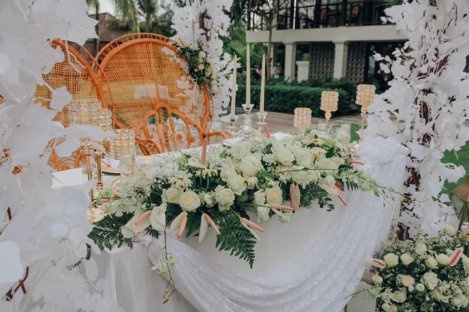 The Wedding of Yogi & Alessandra  by Dona Wedding Decoration & Planner - 020