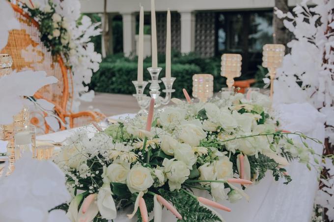 The Wedding of Yogi & Alessandra  by Dona Wedding Decoration & Planner - 021
