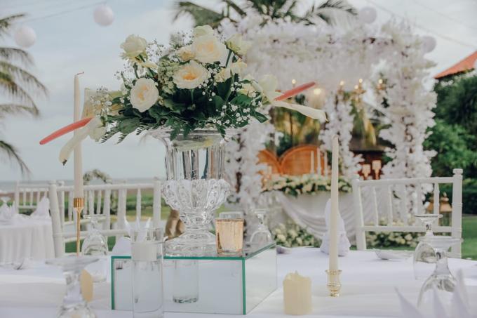 The Wedding of Yogi & Alessandra  by Dona Wedding Decoration & Planner - 022