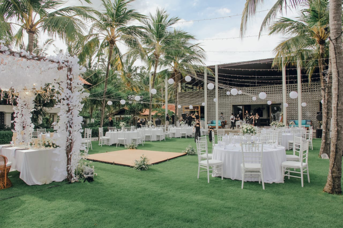 The Wedding of Yogi & Alessandra  by Dona Wedding Decoration & Planner - 023
