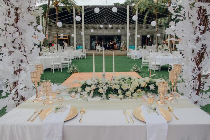 The Wedding of Yogi & Alessandra  by Dona Wedding Decoration & Planner - 027