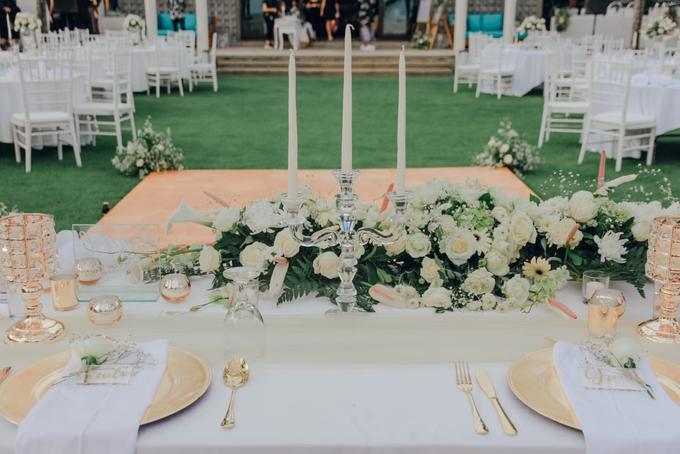 The Wedding of Yogi & Alessandra  by Dona Wedding Decoration & Planner - 028
