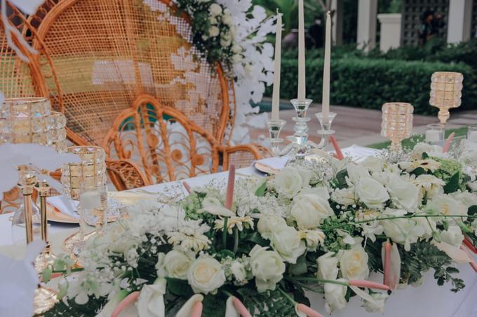 The Wedding of Yogi & Alessandra  by Dona Wedding Decoration & Planner - 030