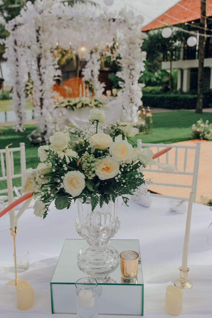 The Wedding of Yogi & Alessandra  by Dona Wedding Decoration & Planner - 029