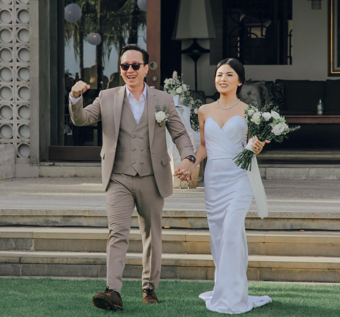 The Wedding of Yogi & Alessandra  by Dona Wedding Decoration & Planner - 031
