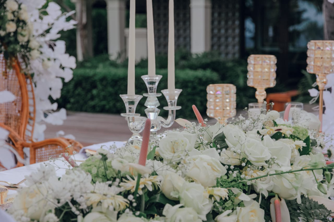 The Wedding of Yogi & Alessandra  by Dona Wedding Decoration & Planner - 033