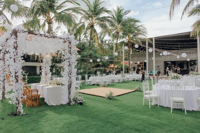 The Wedding of Yogi & Alessandra  by Dona Wedding Decoration & Planner - 034
