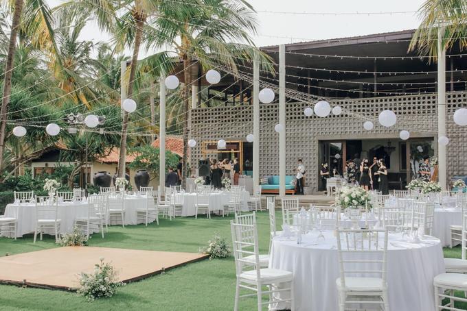 The Wedding of Yogi & Alessandra  by Dona Wedding Decoration & Planner - 035