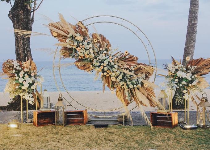 The Wedding of Michael & Nio Kiki by Dona Wedding Decoration & Planner - 003