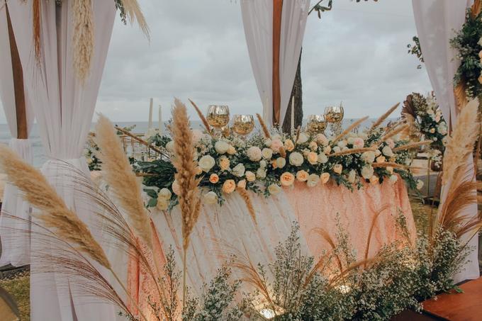 The Wedding of Michael & Nio Kiki by Dona Wedding Decoration & Planner - 007