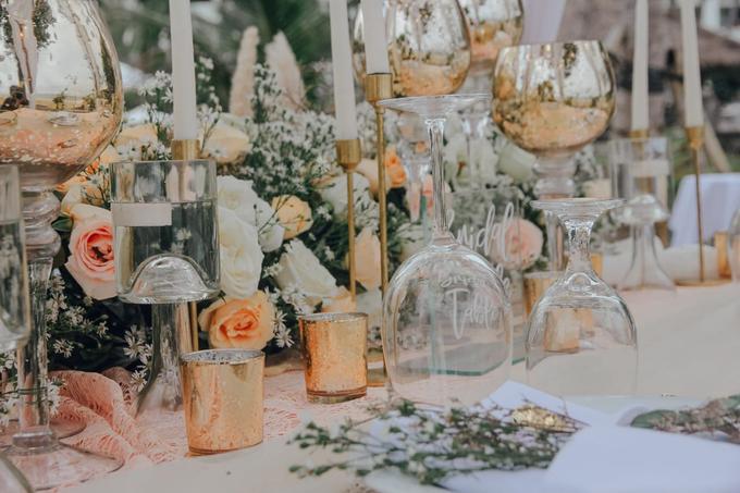 The Wedding of Michael & Nio Kiki by Dona Wedding Decoration & Planner - 009