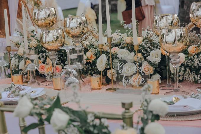 The Wedding of Michael & Nio Kiki by Dona Wedding Decoration & Planner - 005