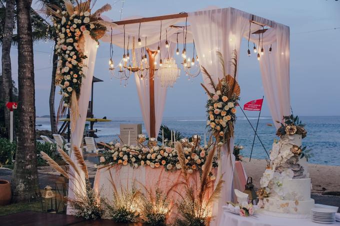 The Wedding of Michael & Nio Kiki by Dona Wedding Decoration & Planner - 008