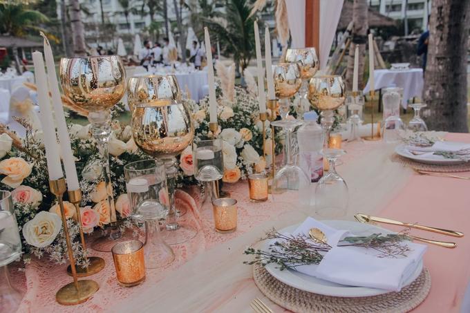 The Wedding of Michael & Nio Kiki by Dona Wedding Decoration & Planner - 006