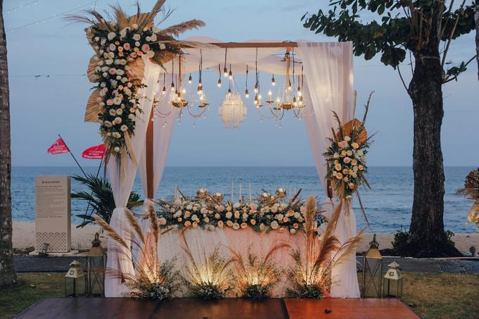 The Wedding of Michael & Nio Kiki by Dona Wedding Decoration & Planner - 010
