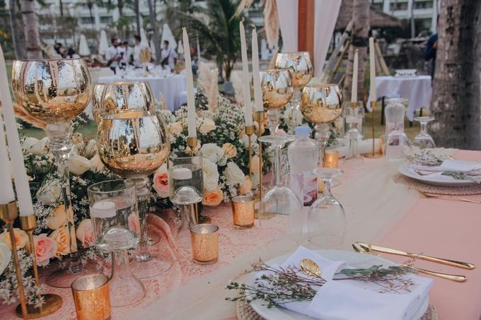 The Wedding of Michael & Nio Kiki by Dona Wedding Decoration & Planner - 012