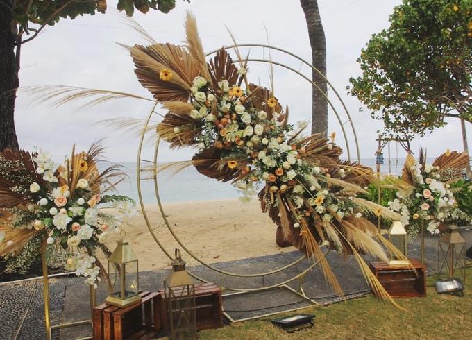 The Wedding of Michael & Nio Kiki by Dona Wedding Decoration & Planner - 013