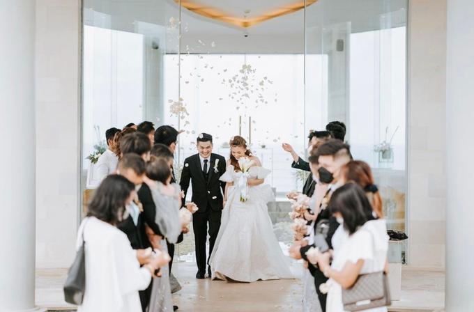 The Wedding of Michael & Nio Kiki by Dona Wedding Decoration & Planner - 014