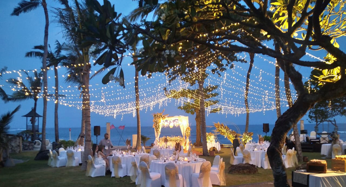 The Wedding of Michael & Nio Kiki by Dona Wedding Decoration & Planner - 016