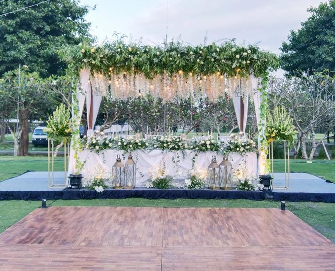 The wedding of Bima & Ima by Dona Wedding Decoration & Planner - 002