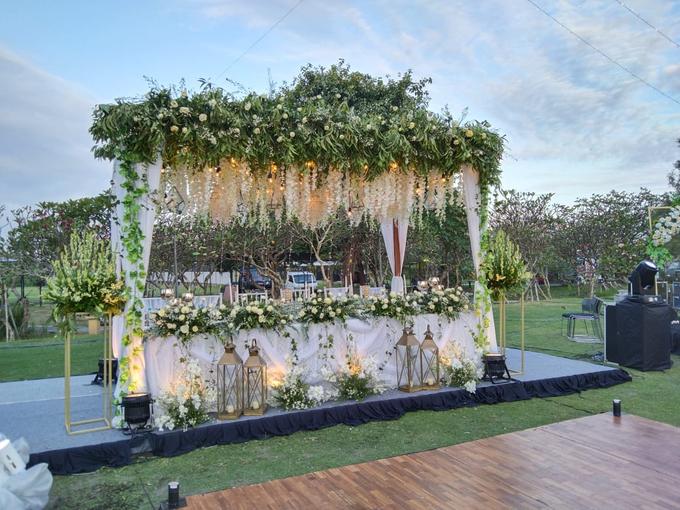 The wedding of Bima & Ima by Dona Wedding Decoration & Planner - 001