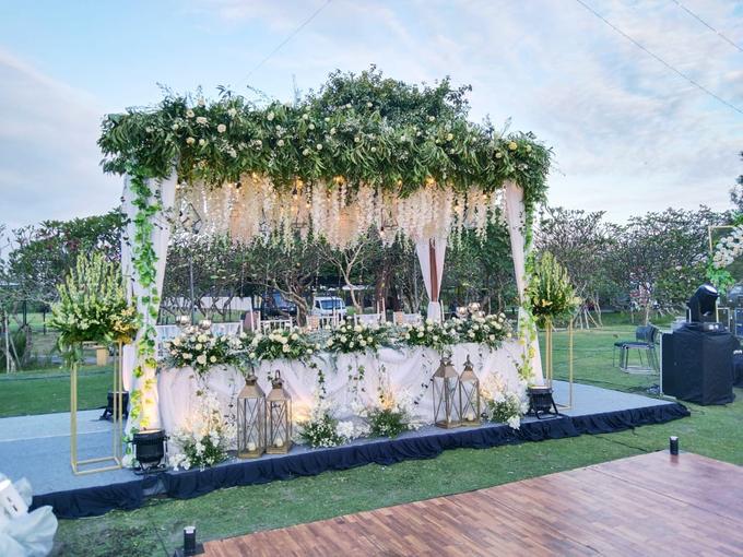 The wedding of Bima & Ima by Dona Wedding Decoration & Planner - 005