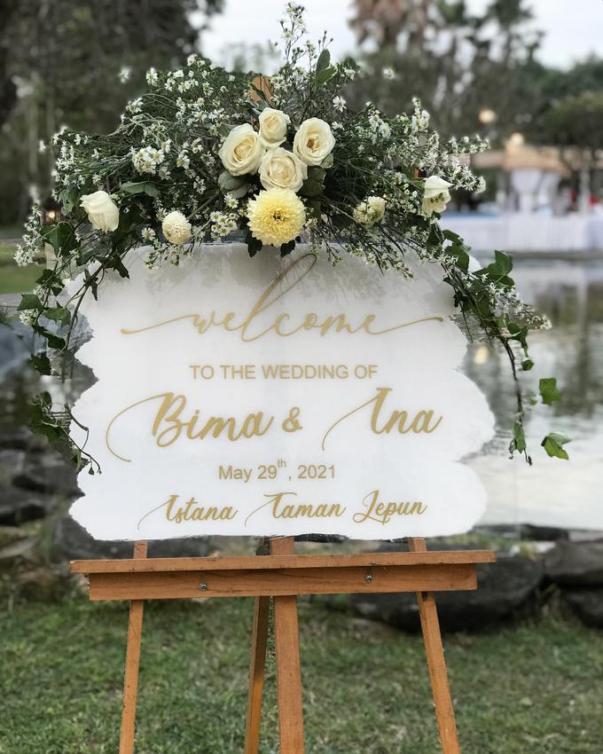 The wedding of Bima & Ima by Dona Wedding Decoration & Planner - 010