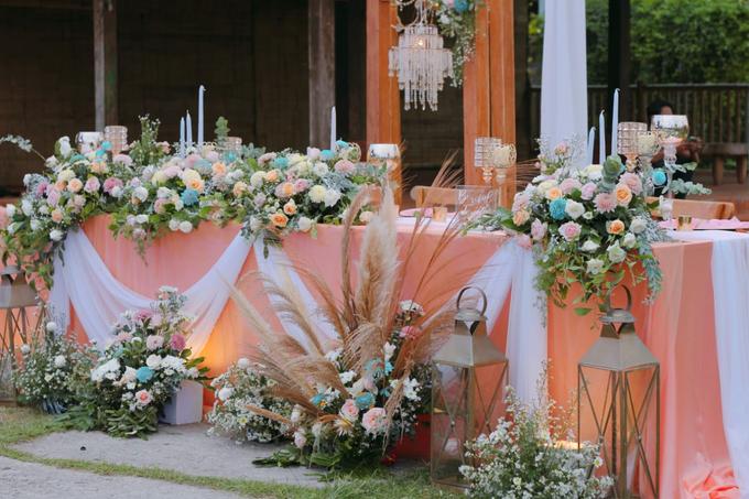 The wedding of Boy & Selfie by Dona Wedding Decoration & Planner - 002