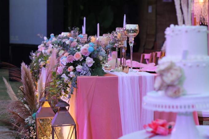 The wedding of Boy & Selfie by Dona Wedding Decoration & Planner - 005
