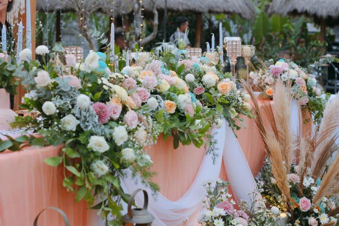 The wedding of Boy & Selfie by Dona Wedding Decoration & Planner - 003