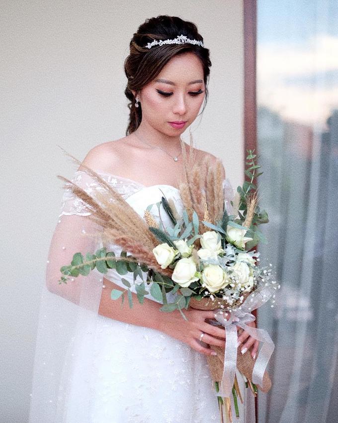 The wedding of Boy & Selfie by Dona Wedding Decoration & Planner - 006