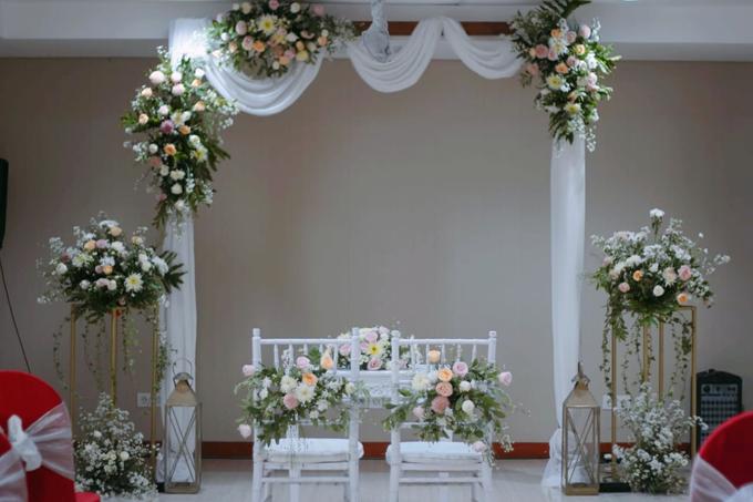 The wedding of Boy & Selfie by Dona Wedding Decoration & Planner - 007