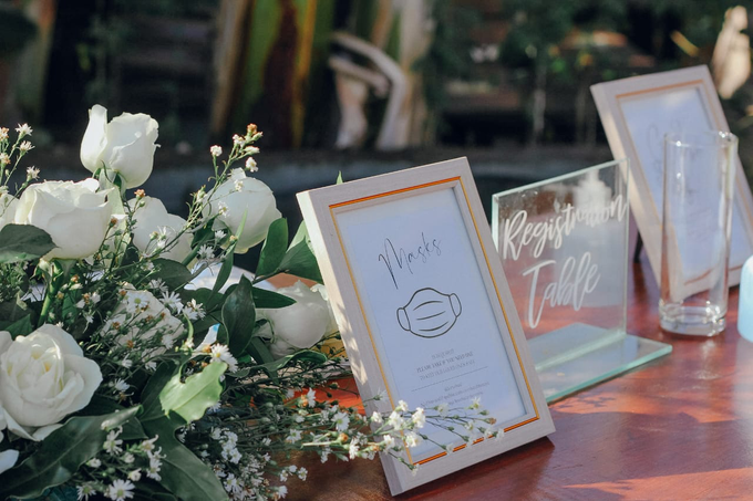 The wedding of Edo and Eunice by Dona Wedding Decoration & Planner - 011