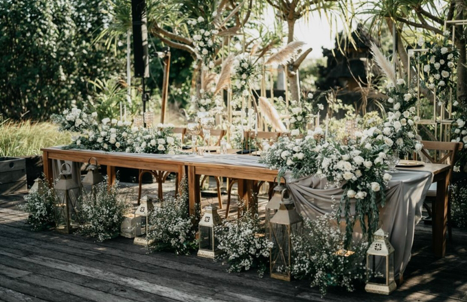 The wedding of Edo and Eunice by Dona Wedding Decoration & Planner - 012