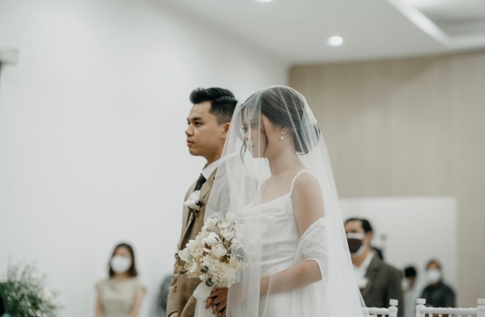 The wedding of Edo and Eunice by Dona Wedding Decoration & Planner - 016
